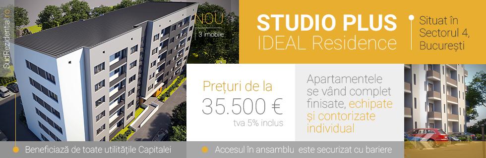 Studio Plus Ideal Residence
